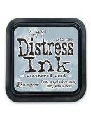 Distress Ink Pad Weathered Wood TIM20257